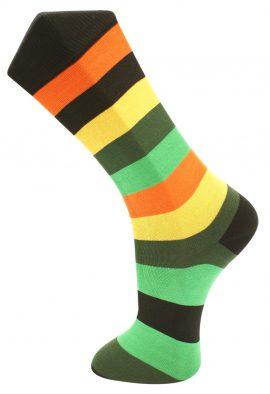Effio Heren Sokken Big Stripe 0036