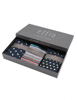 Giftbox London Effio Sokken