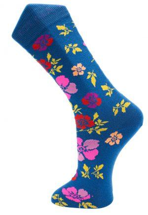 Effio-Bloemen-Heren-Sokken-Floral-702