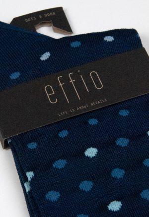 Effio-Stippen-Blauwe-Sokken-Dots-Sparkling-0008