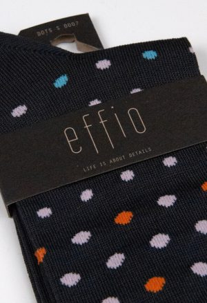 Effio-Stippen-Grijze-Sokken-Dots-Sparkling-0007