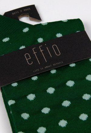 Effio-Stippen-Groene-Sokken-Dots-Fading-0005