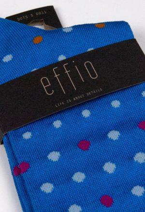 Effio-Stippen-Licht-Blauwe-Sokken-Dots-Sparkling-0011