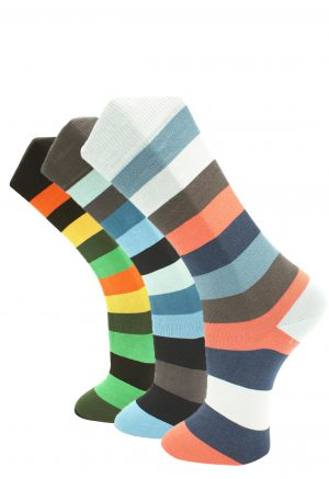 Effio 3Pack Big Stripes