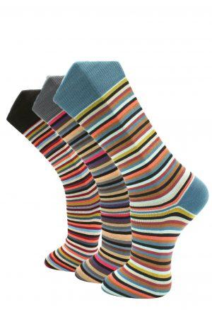 Effio 3Pack Uniform Stripes