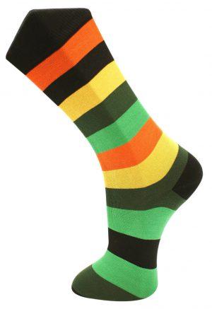 Effio-Gestreepte-Heren-Sokken-Big Stripe 0036