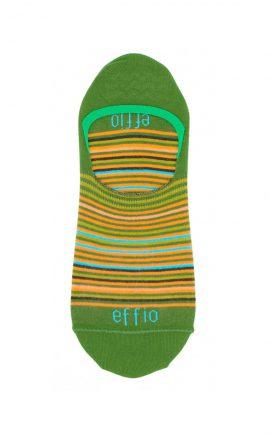 Effio-Gestreepte-Sneaker-Sokken-Invisibles 0086