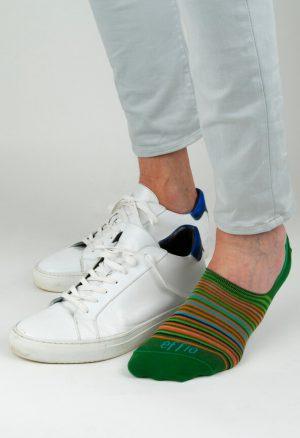 Effio-Groene-Sneaker-Sokken-Invisibles 0086