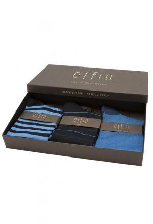 Effio Giftbox Heren Sokken Barcelona