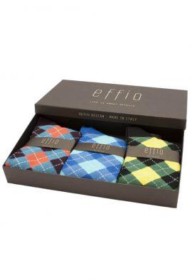 Effio Giftbox Heren Sokken Marrakech