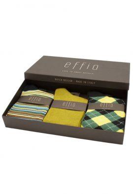 Effio Giftbox Heren Sokken Moskou