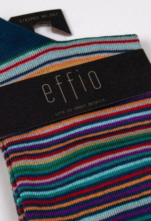 Effio-Gestreepte-Heren-Sokken-Stripes 507