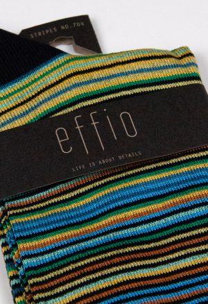 Effio-Gestreepte-Heren-Sokken-Stripes 704