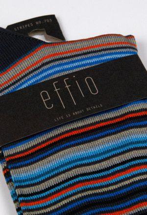 Effio-Gestreepte-Heren-Sokken-Stripes 703
