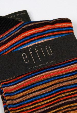 Effio-Gestreepte-Heren-Sokken-Stripes 702