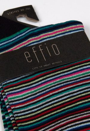 Effio-Gestreepte-Heren-Sokken-Stripes 701