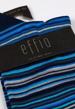 Effio-Gestreepte-Heren-Sokken-Stripes 508