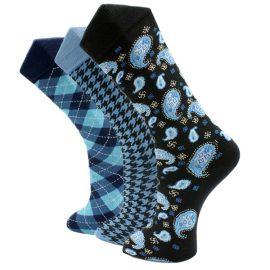 3Pack Classic Effio Socks