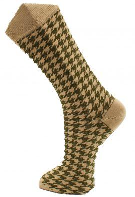 Effio-Heren-Design-Sokken-Pied de Poule 2003