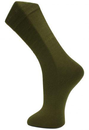 Effio-Effen-Heren-Sokken-Khaki Solid 2130 webshop