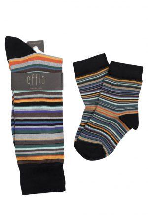 Effio-heren-kindersokken-streep-glorious-063-1